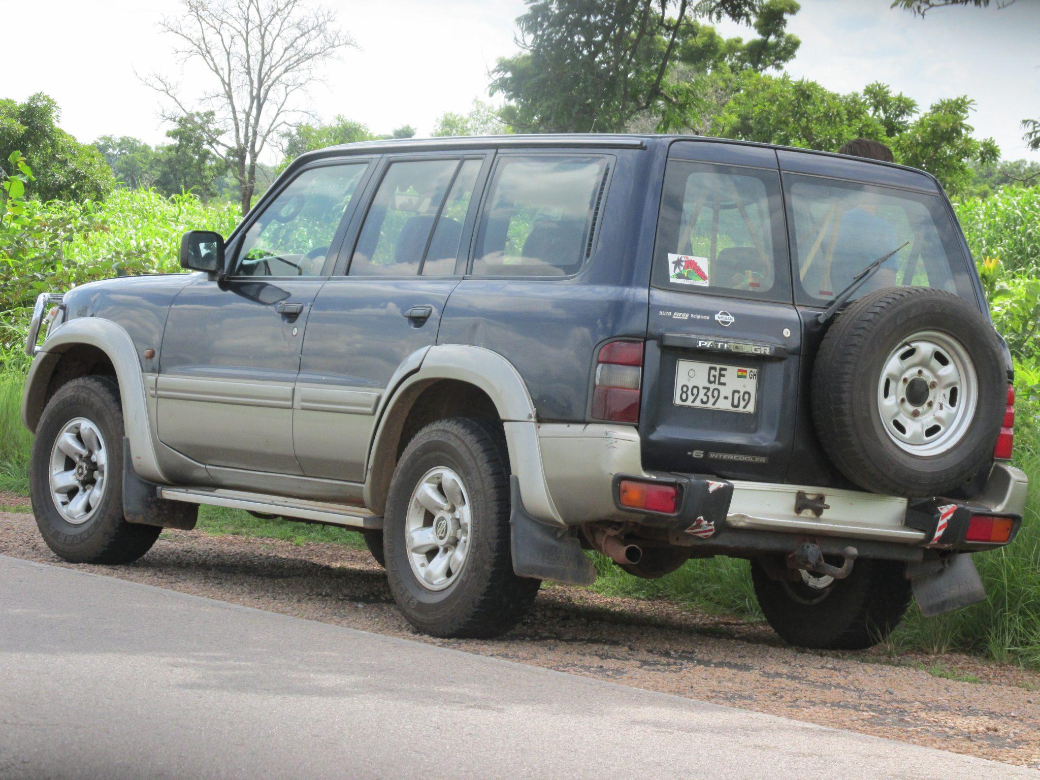 Ghana-4x4-rentals