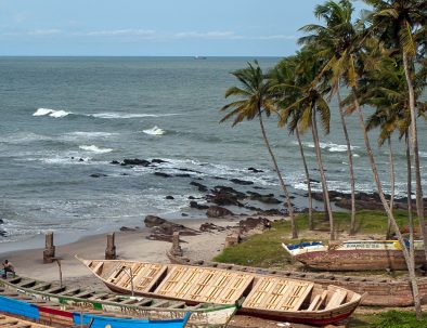 Coastal Ghana Explorer